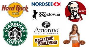Сетевые рестораны в Праге
