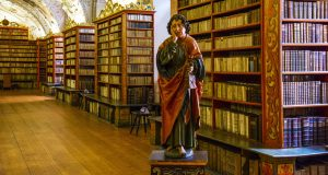 Самые красивые библиотеки Праги