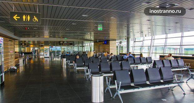 Аэропорты, предоставляющие бесплатные экскурсии в город