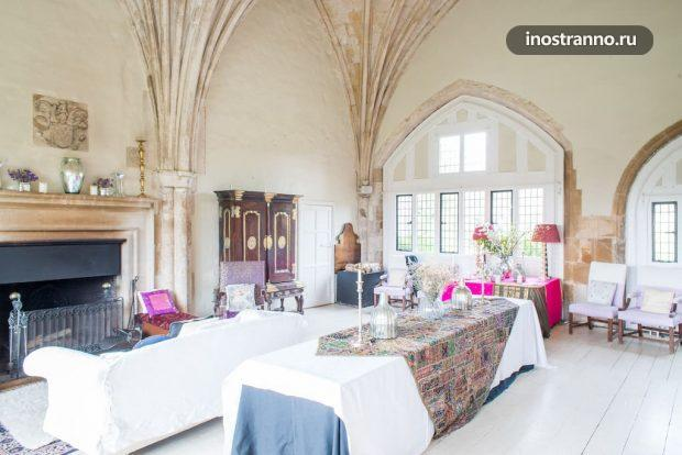 Апартаменты в аренду в аббатстве