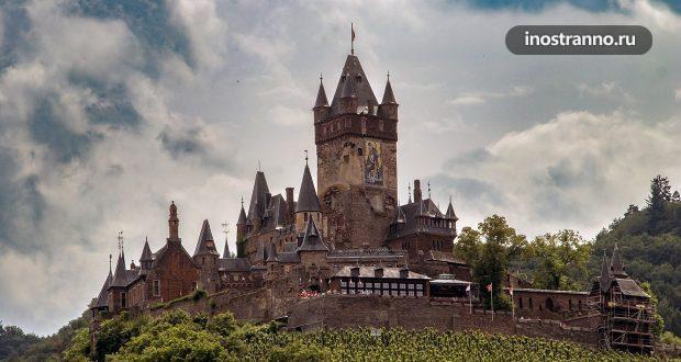 Самые живописные замки Германии