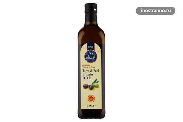 Подарок из Италии оливковое масло