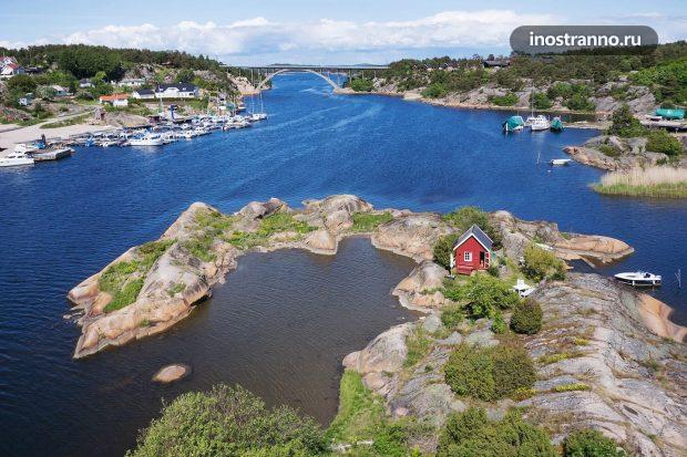 Аренда частного острова с домиком