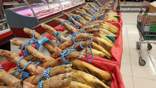 Супермаркет в Коста-Адехе