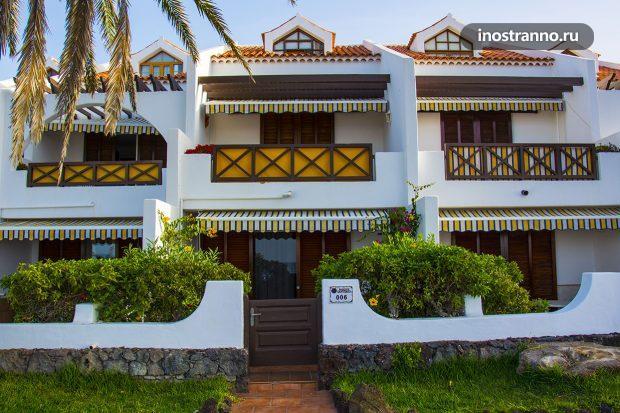 Дом вилла на Тенерифе