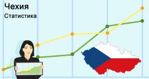 Интересная статистика о Чехии