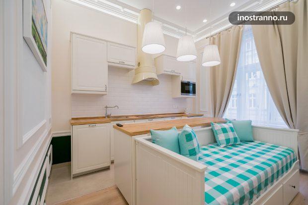 Апартаменты в Карловых Варах рядом с достопримечательностями