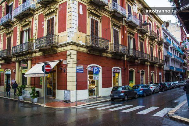 Архитектура Бари, Апулия