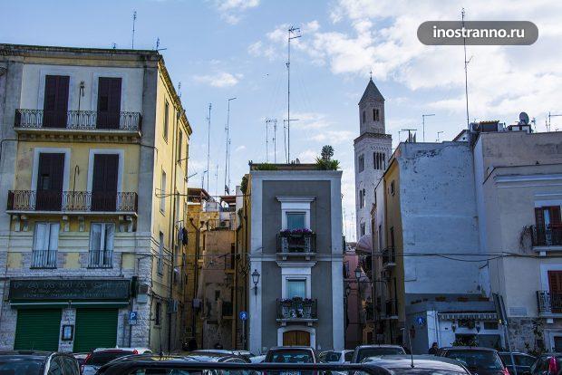 Крыши Италии