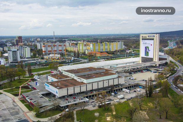 Выставочный центр Incheba Expo Hall в Братиславе