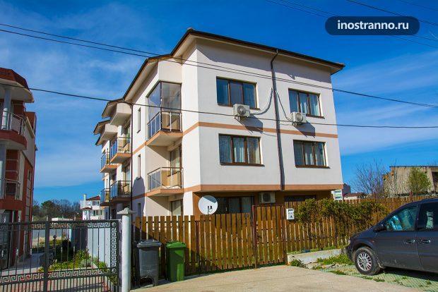 Аренда апартаментов в городе Черноморец
