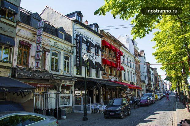 Архитектура Бельгии