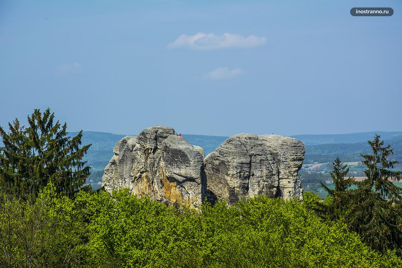 Национальный парк Чешский рай достопримечательности