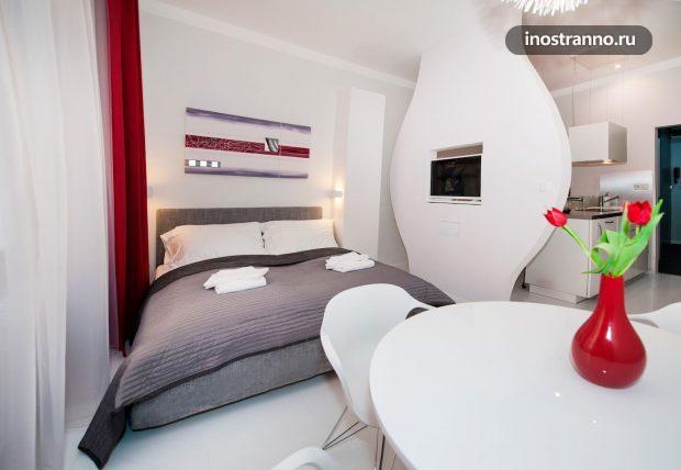 Чистые апартаменты в центре Праги