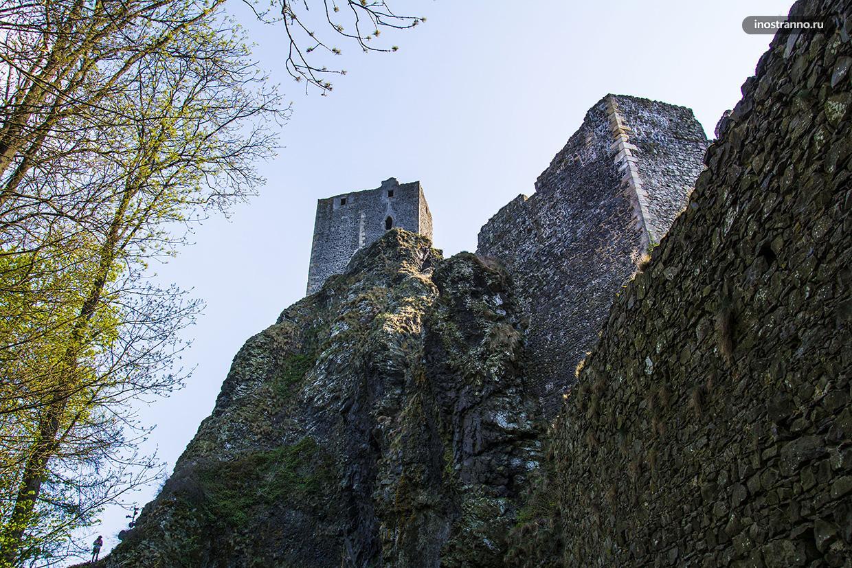 Крепость в Чехии