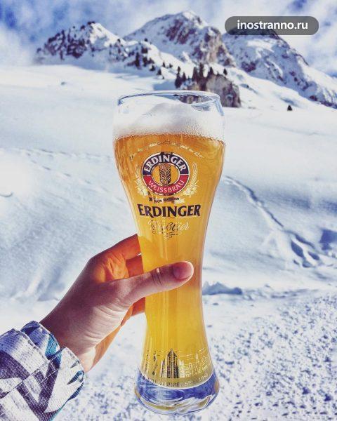 Цены и питание на горнолыжных курортах Австрии