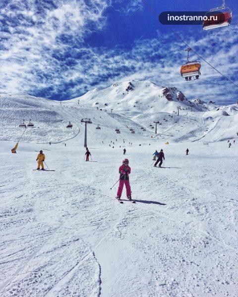 Стоимость скипасса на горнолыжных курортах Австрии