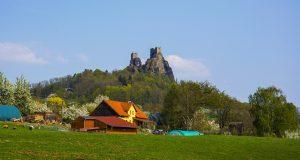 Чешский Рай – маршрут нашей прогулки и фотоотчет