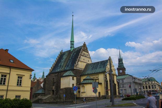 Церковь в Пардубице
