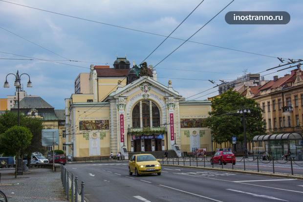 Театр в Пардубице