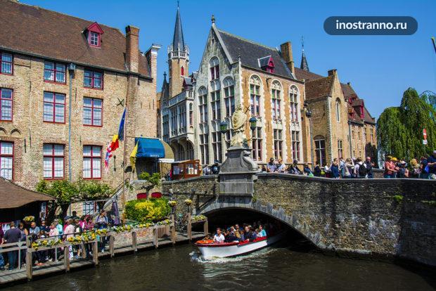 Объекты ЮНЕСКО в Бельгии