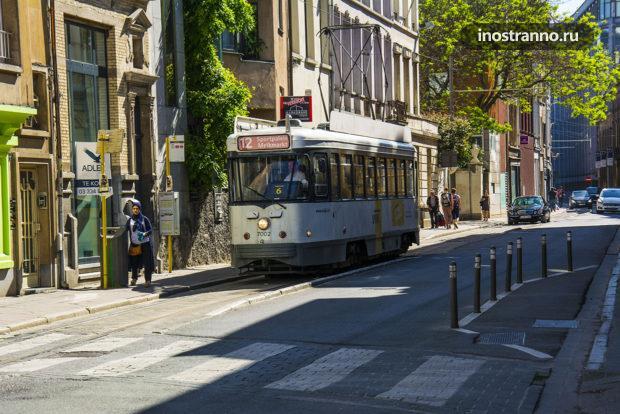 Трамвай Антверпена