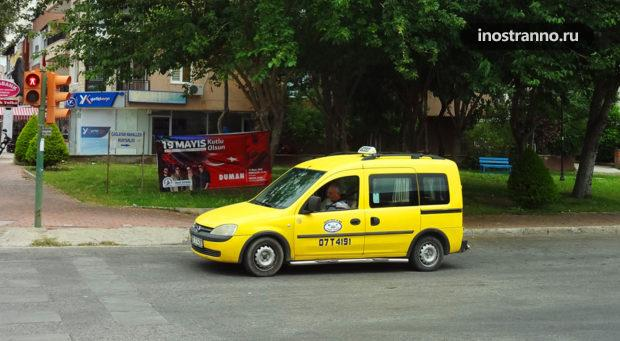 Такси в Бодруме