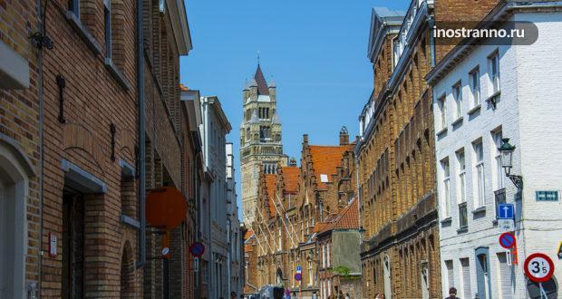Брюгге – как выглядит город из знаменитого фильма