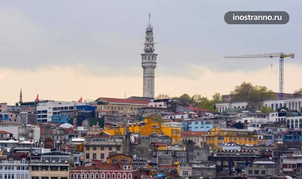 Башня Беязыт в Стамбуле