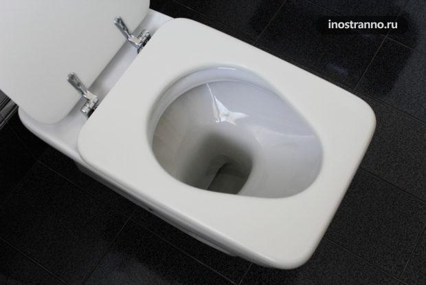 Экономия на туалете