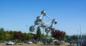 Маршрут путешествия по Бельгии