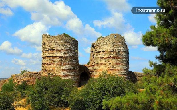 Крепость Йорос в Стамбуле