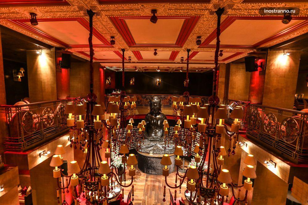 Buddha Bar Prague Кальян и бар в Праге