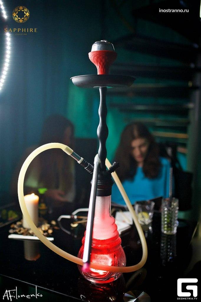 Sapphire Lounge Bar Кальян и бар в Праге