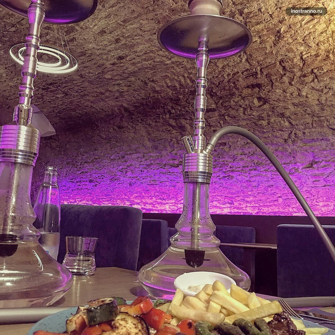 Smokeberry Loung Bar Где покурить кальян в Праге