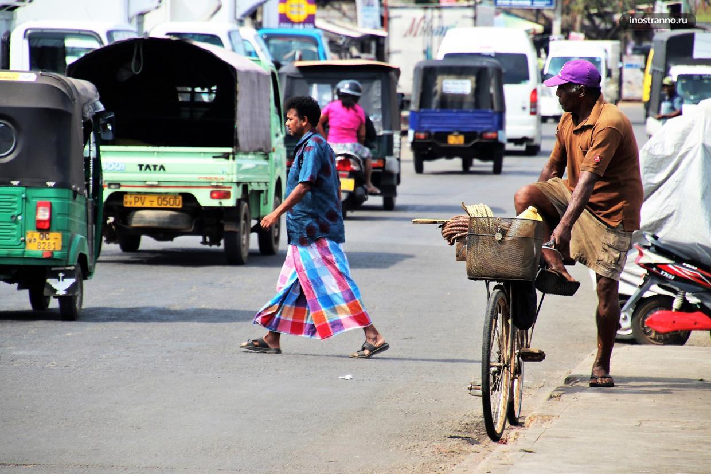 Дороги на Шри Ланке