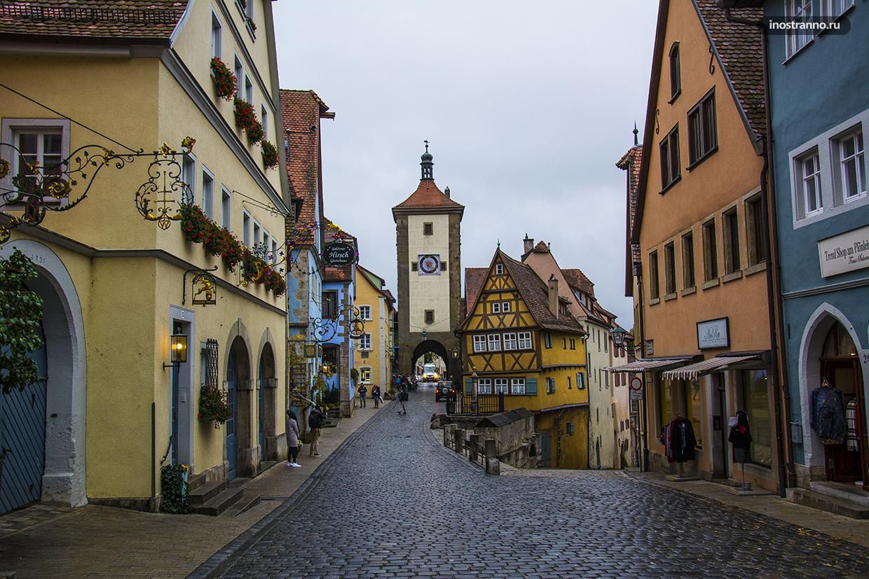 Ротенбург-на-Таубере фото