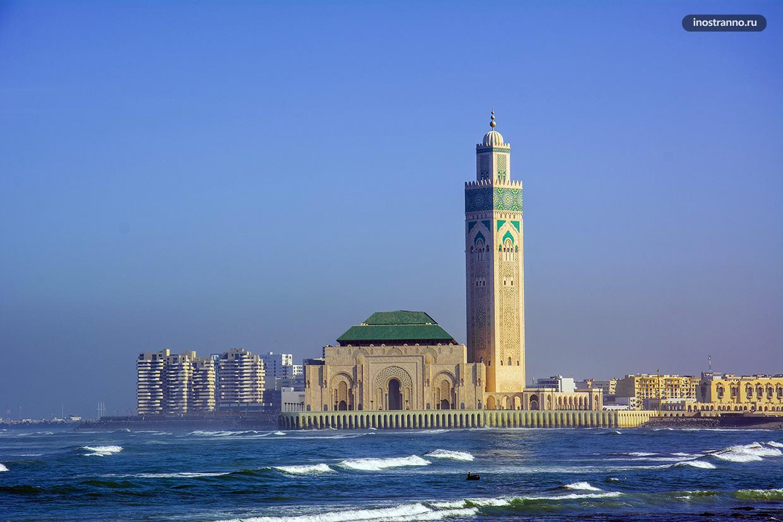 Главная достопримечательность Касабланки