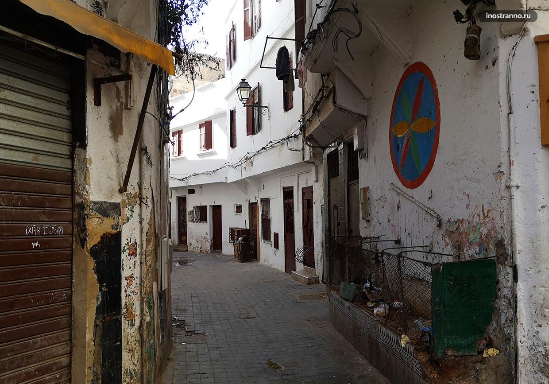 Грязь в марокканских городах