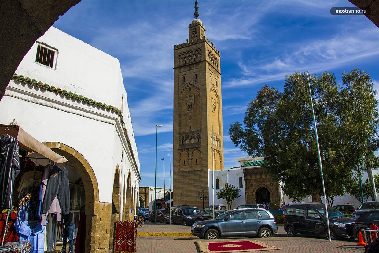 Марокканская мечеть