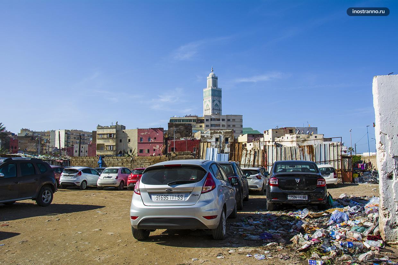 Трущобы Касабланки