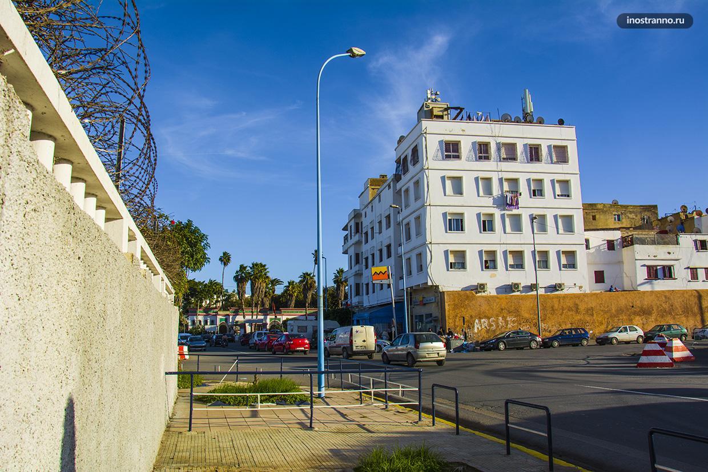 Архитектура Касабланки