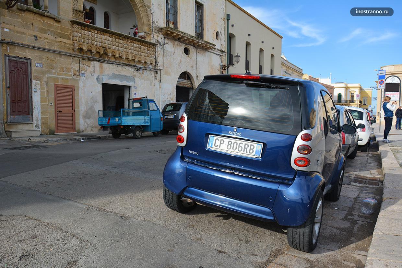 Аренда авто в Катании аэропорта и на Сицилии