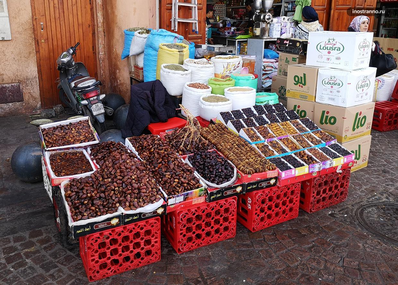 Марокканские финики