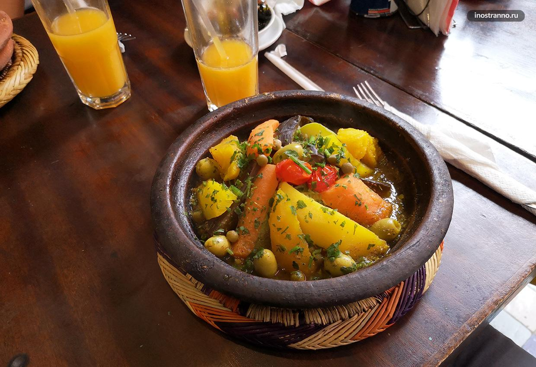 Марокканский кускус