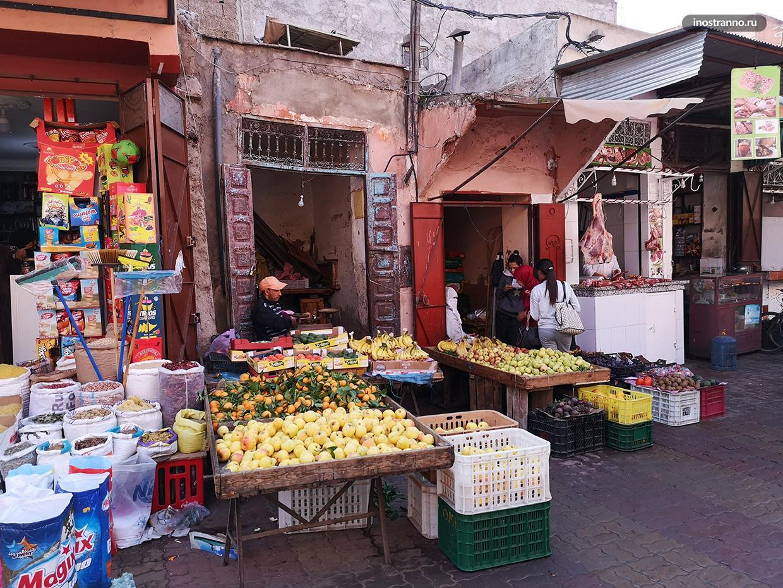 Марокко продажа мандарин