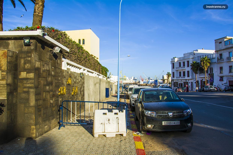Некрасивый город Касабланка