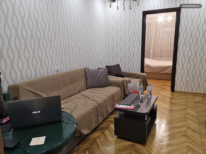 Апартамент в Боржоми
