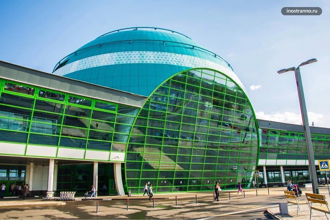 Международный Аэропорт Астаны Нурсултан Назарбаев