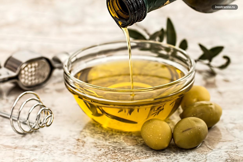 Оливковая фабрика в Греции